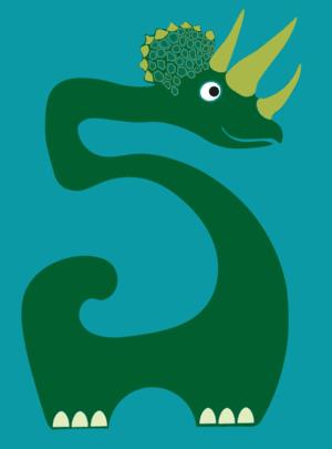5 Fiveceratops