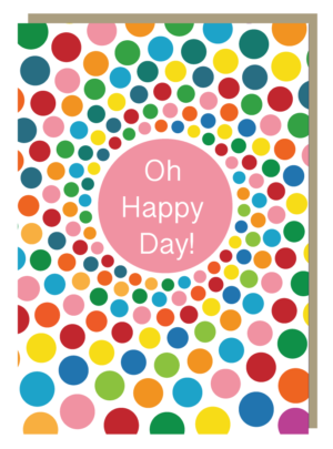 Oh Happy Day! Circles