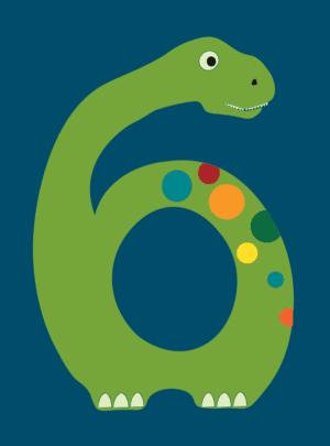 6 Sixosaurus