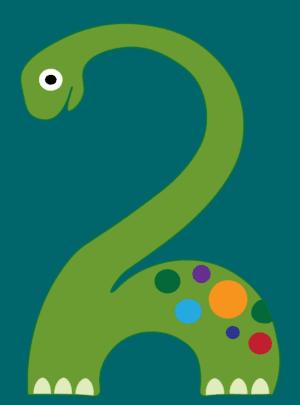 2    Twoasaurus