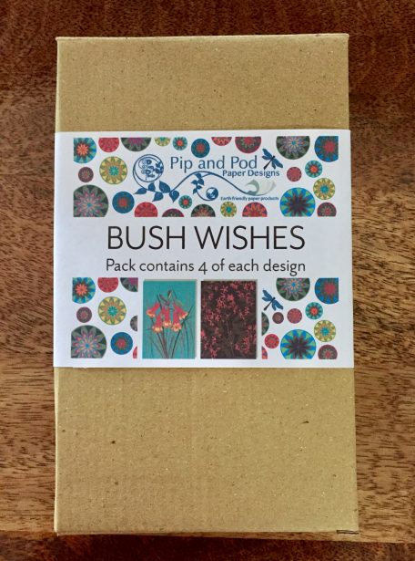 Bush Wishes Christmas cards