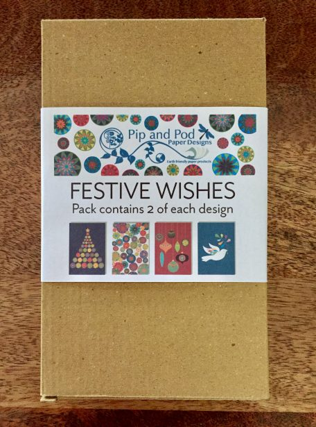 Festive wishes Christmas cards